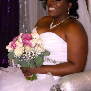 Karen & Marquis Mahone Wedding 2020