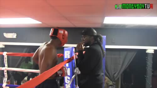 The Great White Hype The Champ 1st Fight in Phenix City Alabama.